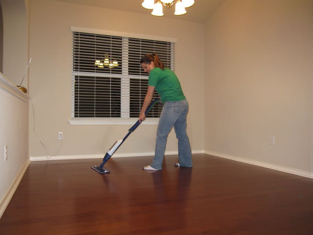 bona for cleaning hardwood floors