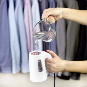 best handheld clothing steamers reviews 2020