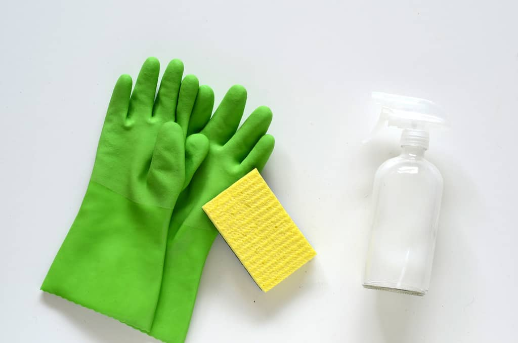 spring cleaning chemical safety
