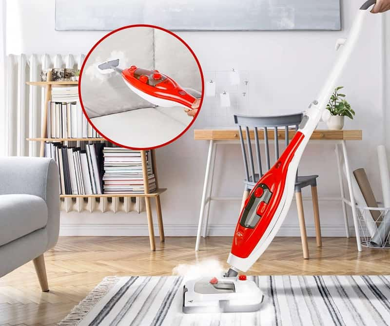 SIMBR Steam Mop