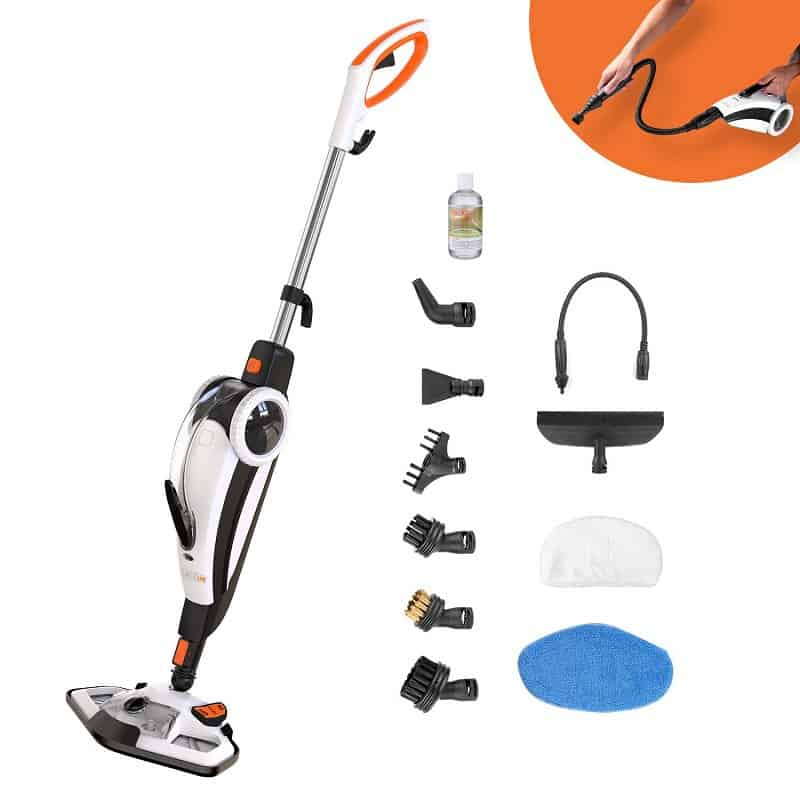 TACKLIFE 1400W Steam Mop