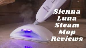 Sienna Luna Steam Mop Reviews: Best Multi-Purpose Handheld Steam Mop 1