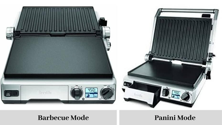 Breville BGR820XL Smart Grills