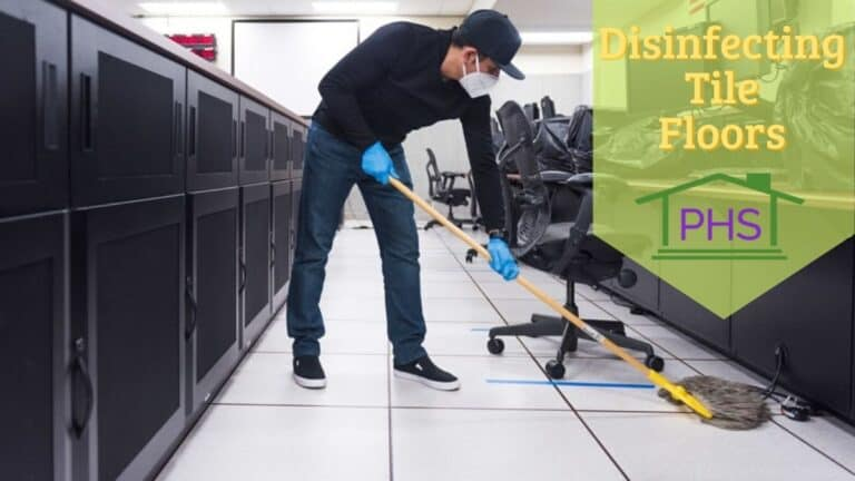 How To Disinfect Tile Floors Naturally