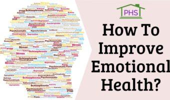 How To Improve Emotional Health