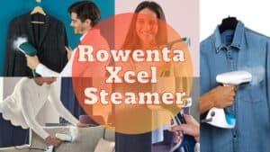 rowenta handheld garment steamer reviews