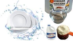 how to sanitize kitchen utensils