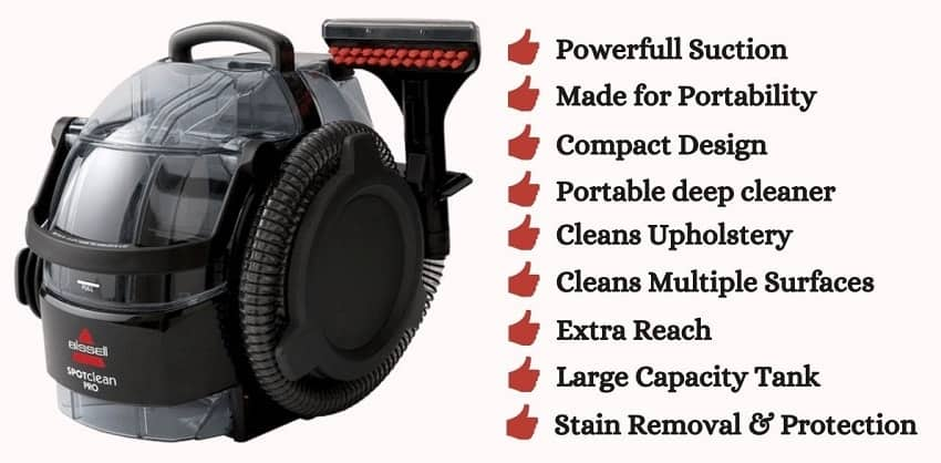 the best upholstery cleaning machines reviews