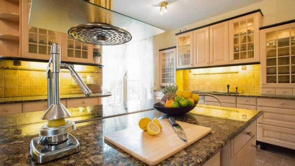 How To Clean Granite Countertops with Natural Products In Kitchen Daily