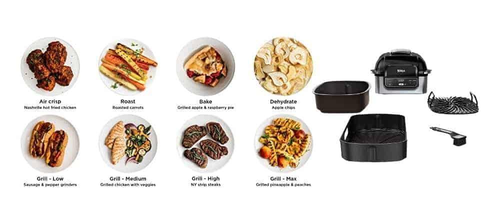 ninja foodi grill reviews