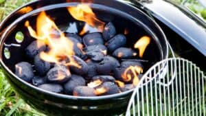 is grilling with charcoal bad for you