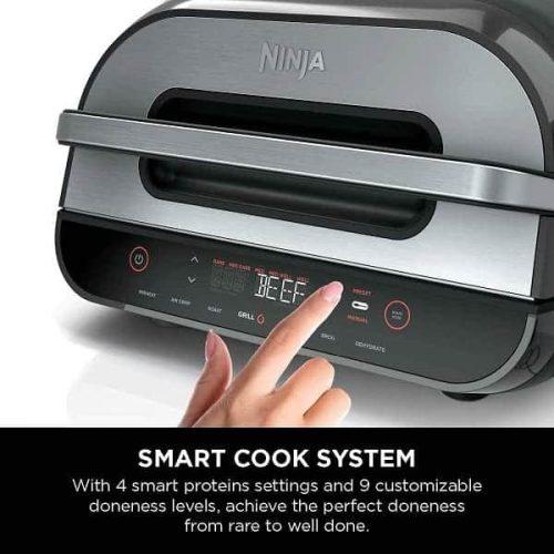 ninja foodi grill 5 in 1 vs 6 in 1
